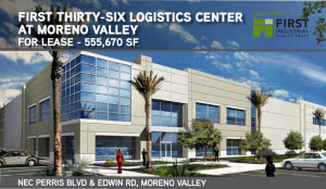 First Thirty-Six Logistics Center in Mor...